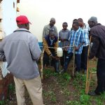 The Water Project: Kyamwao Community -  Discussion On Tippy Tap