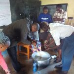 The Water Project: Kyamwao Community -  Soapmaking