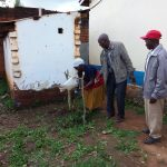 The Water Project: Kyamwao Community -  Tippy Tap Demonstration