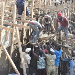 The Water Project: Kyamwao Community -  Wall Work