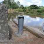 The Water Project: Ngitini Community E -  Well Ready For Pump To Be Installed