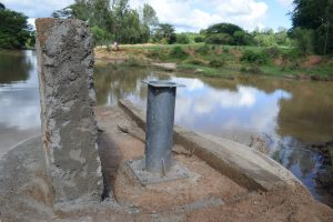 The Water Project:  Well Ready For Pump To Be Installed