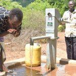 The Water Project: - Wamwathi Community A