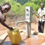 The Water Project: Wamwathi Community A -  Thumbs Up
