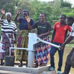 The Water Project: Kyamwao Community A -  At The New Well