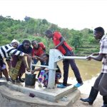 The Water Project: Kyamwao Community A -  Celebrating At The Well