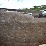 The Water Project: Maviaume Primary School -  Tank Walls Under Construction