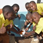 The Water Project: Maviaume Primary School -  Thumbs Up