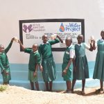 The Water Project: Kyandoa Primary School -  Cheers