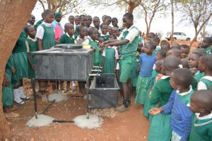 The Water Project:  Handwashing Lessons