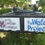 The Water Project: Kyandoa Primary School -  Handwashing Station