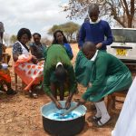 The Water Project: Kyandoa Primary School -  Soapmaking