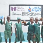 The Water Project: Kangutha Primary School -  Cheers