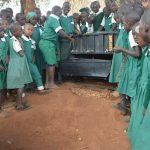 The Water Project: Kangutha Primary School -  Handwashing Demonstration