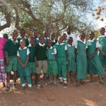 The Water Project: Kangutha Primary School -  Student Health Club