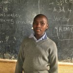 The Water Project: Kithoni Primary School -  Catherine Student