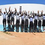 The Water Project: Kithoni Primary School -  Jumping For Joy