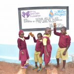 The Water Project: Nguluma Primary School -  Cheers