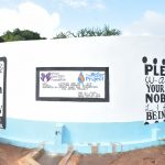 The Water Project: Nguluma Primary School -  Finished Tank