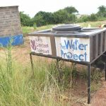 The Water Project: Nguluma Primary School -  Handwashing Station