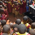The Water Project: Nguluma Primary School -  Handwashing Training