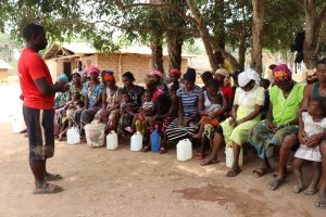 The Water Project:  Church Pastor Speaks At The Training