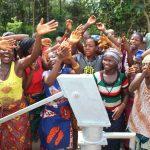 The Water Project: Kamayea, Susu Community & Church -  Community Celebration