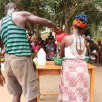 The Water Project: Kamayea, Susu Community & Church -  Handwashing Lesson