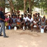 The Water Project: Kamayea, Susu Community & Church -  Hygiene And Sanitation Training