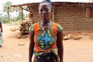 The Water Project:  Mabinty Kanu