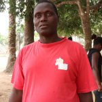 The Water Project: Kamayea, Susu Community & Church -  Pastor Sheku N Sesay