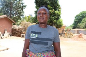 The Water Project:  Angella Fatmata Mansaray
