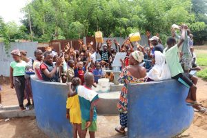 The Water Project:  Dedication Celebration