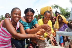 The Water Project:  Young Ladies Celebrating