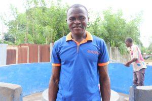 The Water Project:  Yusuf A K Kamara