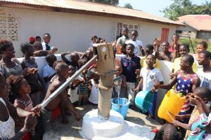 The Water Project:  Community Celebration At The Well