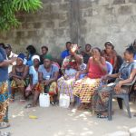 The Water Project: Lungi, 25 Maylie Lane -  Discussion On Disease Transfer