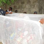 The Water Project: Lungi, 25 Maylie Lane -  Anti Malaria Bed Net