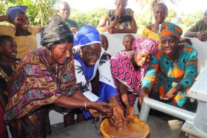 The Water Project:  Community Women At The Well