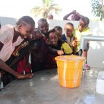 The Water Project: Lungi, Tintafor, #3 DelMoody Street -  Kids At The Well