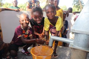 The Water Project:  Kids Play At The Well