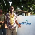 The Water Project: Lungi, Tintafor, #3 DelMoody Street -  Peter Mustapha Making Statement