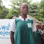 The Water Project: Lungi, Mamankie, DEC Mamankie Primary School -  Student Makes A Statement
