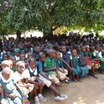 The Water Project: Lungi, Mamankie, DEC Mamankie Primary School -  Students At The Training