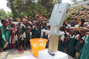 The Water Project:  Students At The Well Celebration