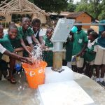 The Water Project: - Lungi, Mamankie, DEC Mamankie Primary School