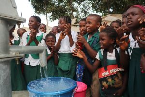 The Water Project:  Students Celebrating Clean Water