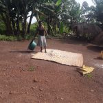 The Water Project: Kaitabahuma I Community -  Drying Food