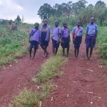 The Water Project: Kaitabahuma I Community -  Students Walking Home From School