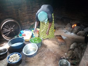 The Water Project:  Cooking